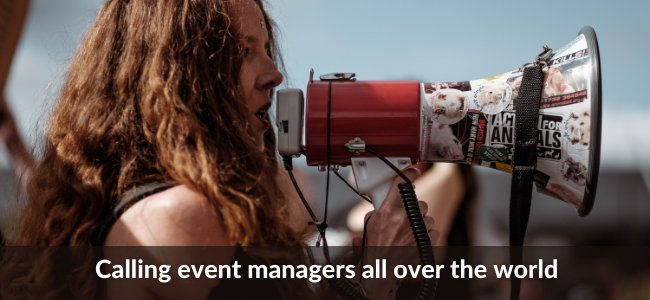 [SURVEY] Event Industry Trends in 2021 and Beyond
