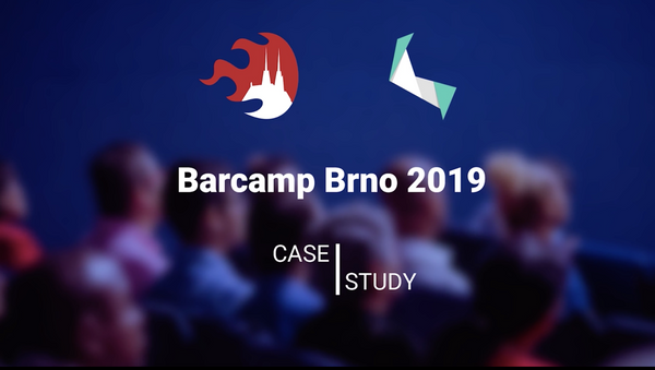 CASE STUDY: How BarCamp Brno 2019 became paperless with Eventee